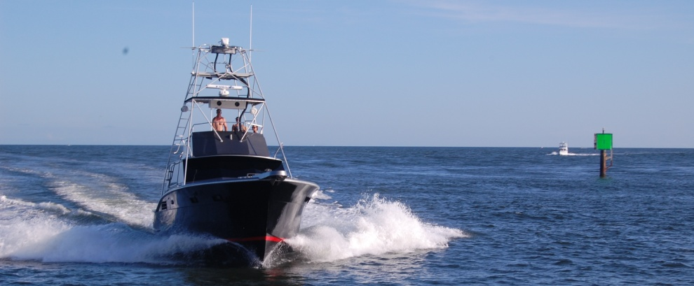 Saltwater fishing charters and fishing guides for Hatteras fishing charters