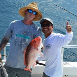 Miss E offshore catch