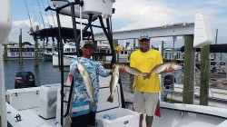 Inshore Speckled Trout and Redfish