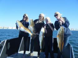 Nearshore Fishing Red Drum