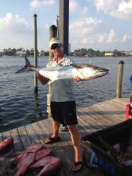Nearshore Fishing King Mackerel