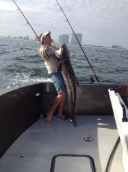 Nearshore Fishing Cobia-Ling-Lemonfish