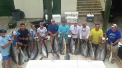 Deep Sea Tuna fish