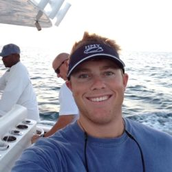 Offshore Fishing with Fsihng Guide Captain Alex McDuffie