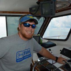 Deep Sea Fishing with Fishing Guide Captain Alex McDuffie