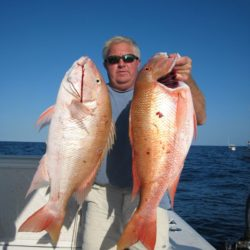 Offshore Fishing with Fishing Guide Captain Jerry Andrews