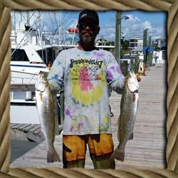 Inshore Fishing with Fishing Guide Captain John Ramsey