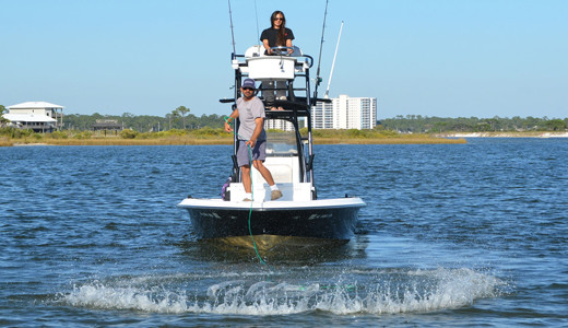 Inshore & Nearshore Fishing with Sea Dog in Orange Beach