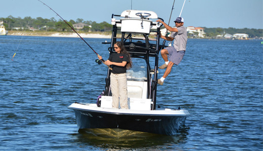 Inshore fishing charters for Gulf shores inshore fishing