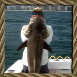 Nearshore Fishing with Fishing Guide Captain John Ramsey