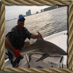 Nearshore Fishing with Fishing Guide Captain Marty Starling