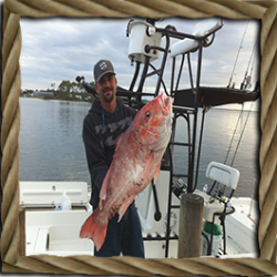 Offshore Fishing with Fishing Guide Captain Marty Starling