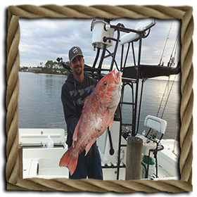 Nearshore Fishing with Captain Marty Starling