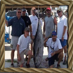 Deep Sea Fishing with Fishing Guide Captain Marty Starling