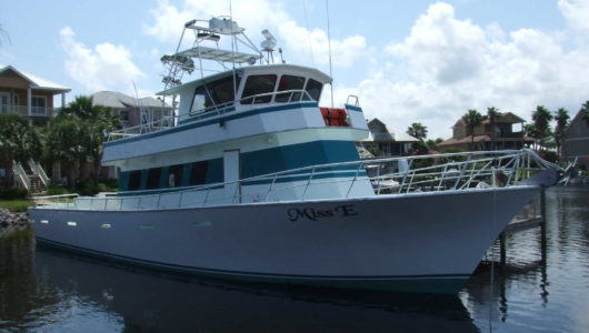 Miss E Offshore and Deep Sea fishing boat
