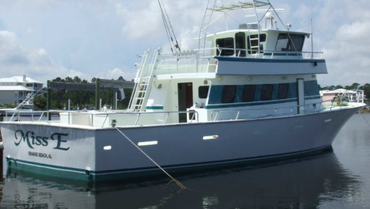 Miss e offshore and deep sea fishing in orange beach for Pensacola party boat fishing