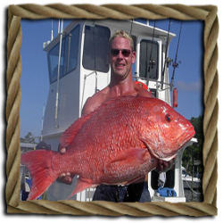 Offshore Fishing with Fishing Guide Captain Rex Williams