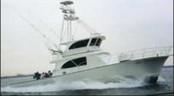 Sea Hunter showing off in Orange Beach