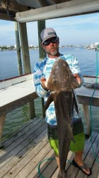 Nearshore Fishing Cobia-Ling-Lemonfish