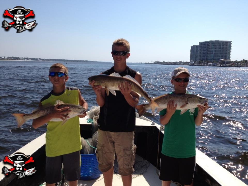 Orange beach fishing charters with the best saltwater for Orange beach fishing charters