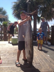 Offshore Fishing Amberjack