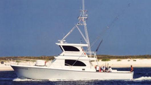 Sea Hunter motor boating